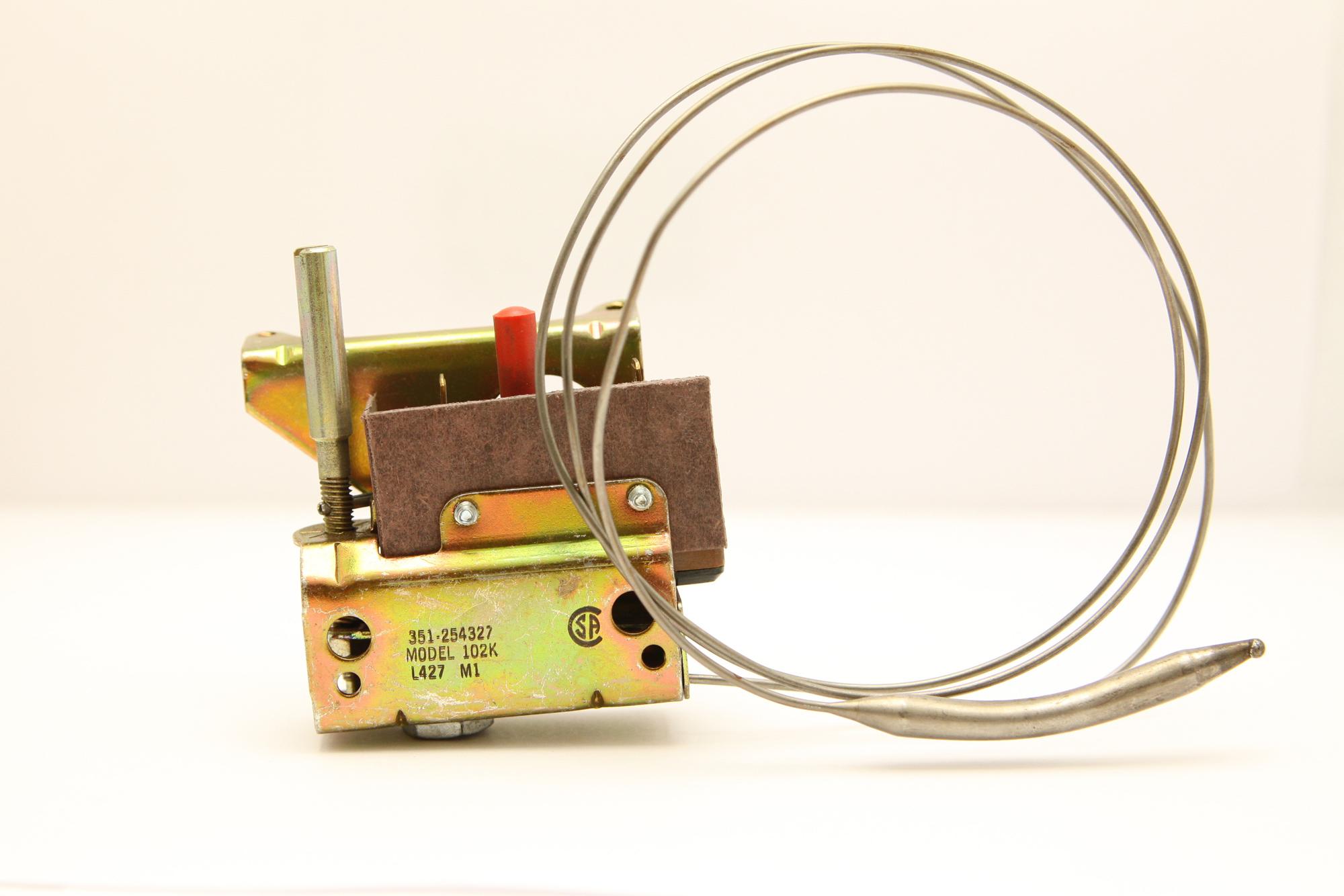 351-254327 Capillary Thermostat   Stemco by Senasys