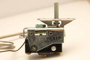 358E-137 Capillary Thermostat