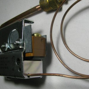 351-254480 HIgh Limit Capillary Thermostat
