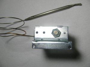 351-254501, Capillary and Bulb Thermostat, Senasys, Capillary Switch, Capillary Thermostat