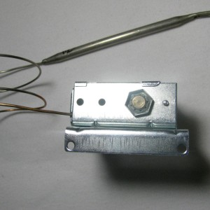351-254501, Capillary and Bulb Thermostat, Senasys, Capillary Switch, Capillary Thermostat
