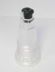 Clear PVC Thermowell